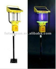Fashion solar radial insect killer lamps for agriculture