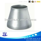 china ASME BW stainless steel concentric reducer
