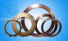 Copper-base P/M Friction Plate
