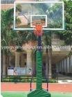 outdoor tempered glass basketball backboard