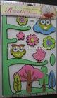 EVA wall sticker
