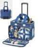 Four persons picnic bag