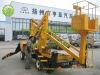 9-14m hydraulic platform man lift