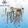 Aluminum Bar table & chair
