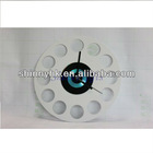 cheap plastic wall clocks SI-20120221