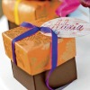 Colorful new style and fashion cake Box