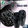 Plastic Black masterbatch 1050 manufacturer for PE, PP, PS, ABS, PVC, PC, PA,PBT, EVA