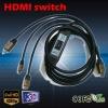 HDMI switch +hdmi cable