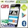 "Star N8000 5"" Dual Sim Dual Camera Android4.0 GPS WIFI TV BLUETOOTH Mobile Phone"