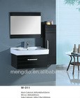 bathroom vanity oak cabinet solid wood furniture cabinet bathroom cabinet modern cabinet design