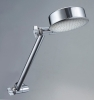 Adjustable Swivel Brass Shower Head With Shower Arm