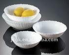 Heat-resistance Opal Glass Dinnerware Soup Bowl