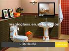 Liquiglass Tile/Glass Tile/Decorative Glass Tile/Glass Floor Tile/Glass Wall Tile/3D Wall Tile