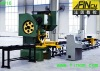 CNC PUNCHING LINE FOR ANGLES MODEL AP16A-8