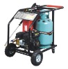 gasoline hot water jet washer