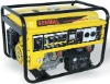5500W gasoline generator Single/three phase electric start