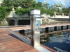 Dock Pedestal - With card payment system