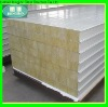 rock wool insulation sandwich panel