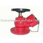 Landing valve,fire hydrant valve