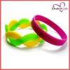 Pvc bracelet / Silicon wristband / Baller band
