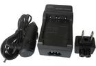 Beauty gauge plug digital camera battery charger