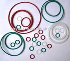 Round rubber silicone seal ring