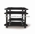 hot sell glass tv stand tv 1208
