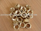 Brass Union Nuts for Flexible Metal Hose Connections(BSP/NPT )