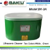 Portabled Ultrasonic Cleaner BK-3A