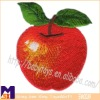 embroidered apple patches,kid clothing shoes toys embroidered badges