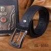 genuine leather formal belts for men
