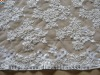 White wedding beaded embroidery