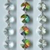 chandelier crystal strands for decoration