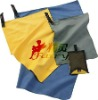 Super absorbent microfiber sports towel FMST-002