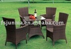 sales promotion PE rattan/wicker chair,hotel furniture.outdoor restaurant chair 9513