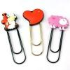 paper clip, plastic clip