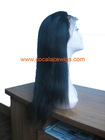 100% human hair hand tied full lace wigs