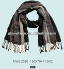 Men's rayon bandelet with shell tassel