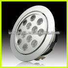 CE 12W LED downlight with open size