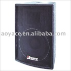 Professional stage speakers 912