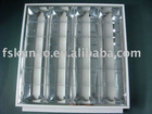 T8 Grille lamp tray/T8 Fuorescent lamp fixture
