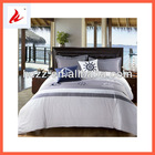 Latest Design of Romantic Bedding Set 4pcs