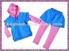 2012 fashion kids sets child garment