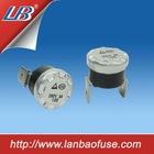 KSD301 thermostat 16a 125v