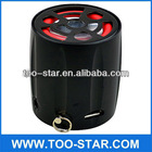 W Box Speaker Design Mini Subwoofer Cool MP3/MP4 Speakers Mobile