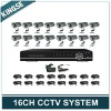 H.264 500gb dvr Underwater CCTV System