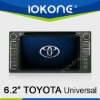 Car DVD player for Toyota Universal
