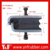 Excavator Engine support parts, RUBBER for EX230, 4188649 4256314
