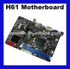 H61 CHIPSET MICRO-ATX LGA1155 DDR3 i7/i5/i3 DVI/HDMI motherboard,H61 CHIPSET MICRO-ATX LGA1155 DDR3 i7/i5/i3 DVI/HDMI motherboar