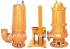 QW/WQ SLUSH AND SEWAGE SUBMERSIBLE PUMP